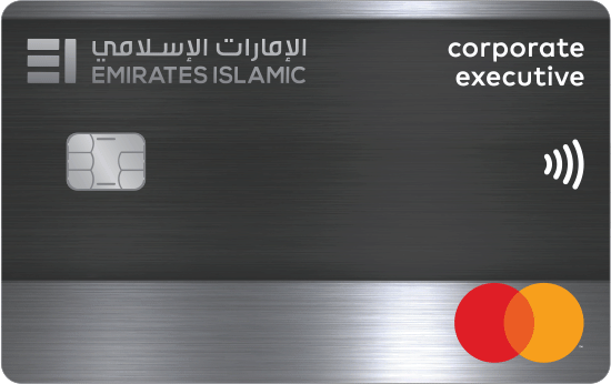 Corporate Executive Credit Card